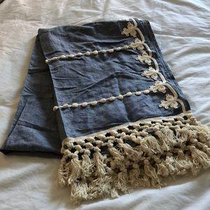 J Crew beautiful scarf